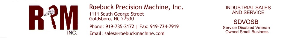 Roebuck Precision Machine, Inc.