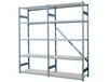 UNIQUE STEEL EDGE SHELVING