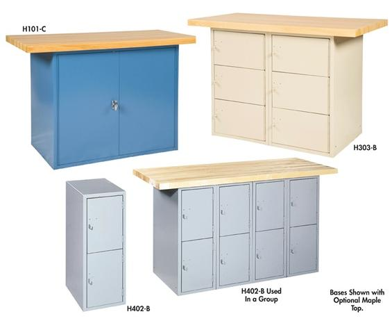 LOCKER & CABINET BENCHES