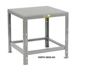 7 GAUGE ADJUSTABLE HEIGHT MACHINE TABLES