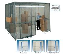 WOVEN WIRE PARTITION